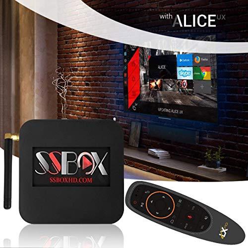 Arabic IPTV Box HD 4K, 8000+ Channels Including Arabic and International Channels No Monthly جميع القنوات العربية و العالمية والرياضية بجودة عالية و بدون دفعات شهرية