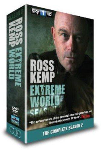 Ross Kemp Extreme World Season 2 Box Set [3 DVD] [Reino Unido]