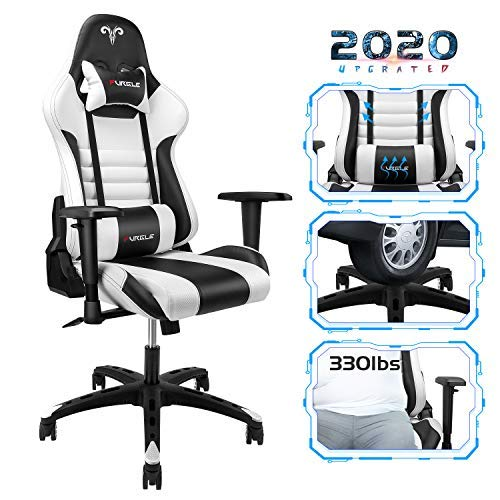 Furgle Office Gaming Chair Silla de Carreras con Respaldo
