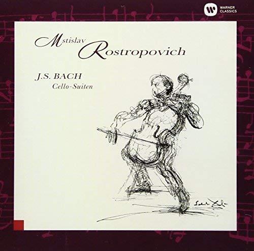 バッハ:無伴奏チェロ組曲(全6曲)(UHQCD)