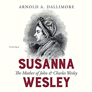 Susanna Wesley audiobook cover art