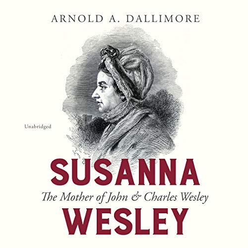 Susanna Wesley cover art
