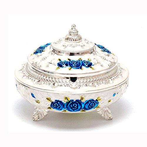 JIAJU El cenicero Creativo Europeo cubrió el té de la Sala de Estar Algunas Tendencias del cenicero casero del incensario de la Oficina Multiusos