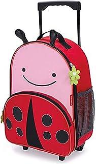 Skip Hop Kids Luggage With Wheels, Ladybug