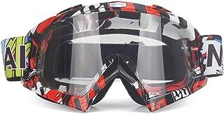ea7bf40e6f Gafas Dirt Bike ATV Cross Riding Ski Fox Motocross Gafas Motor para  Motocicleta UV Ski Snowboard