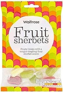 Waitrose Fruit Sherbets 225g