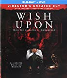 Wish Upon (Blu-ray, 2017) New Horror Mystery Thriller Ryan Phillippe