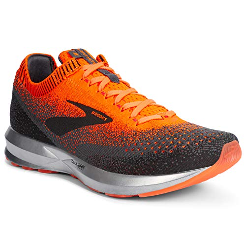 Brooks Levitate 2, Herren Laufschuhe, Orange (Orange/Ebony/Black 818), 40 EU