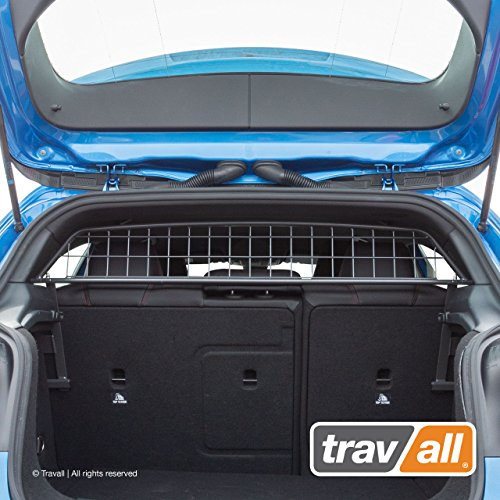 Travall Guard Hundegitter Kompatibel Mit Mercedes-Benz A-Klasse 5 Türer (2012-2018) A 45 AMG (2013-2018) TDG1379 - Maßgeschneidertes Trenngitter in Original Qualität