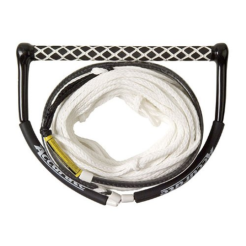 Accurate Lines Apex Rope Handle Combo (White)