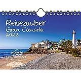 Reisezauber Gran Canaria - Calendario de pared para 2022 canarias (formato DIN A5)