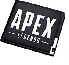 Apex legends wallet Wallet Coin Purse Printed Money Clips Fashion Banknote Walle Folding Wallet