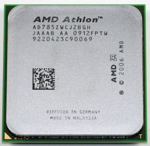 AMD Athlon 64 X2 7850 Kuma 2.8 GHz 2 x 512 KB L2 Cache 2 Mb L3 Cache Socket AM2 + 95 W Dual Core Black Edition Procesador