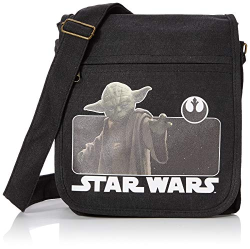 ABYstyle - STAR WARS - Messenger Bag - Yoda (23x27x8 cm)