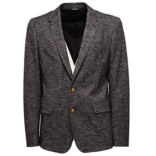 3311K Giacca Uomo DOLCE&GABBANA Cotton/Wool pied de Poule Jacket Man [48]