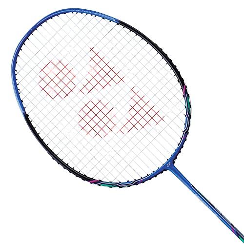 Yonex Nanoray 10 F G5 Badminton Racket (Black/Blue)
