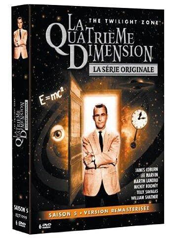 La Quatrième Dimension (La série Originale) -Saison 5 [Version remasterisée]