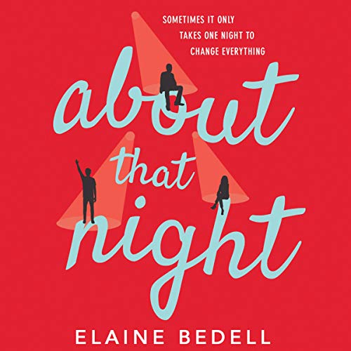 About That Night audiobook cover art