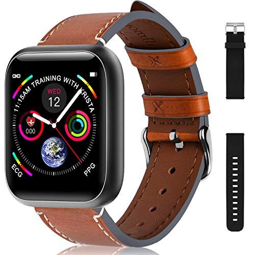 Fullmosa Smartwatch für Damen Herren,Sportuhren mit 1.3