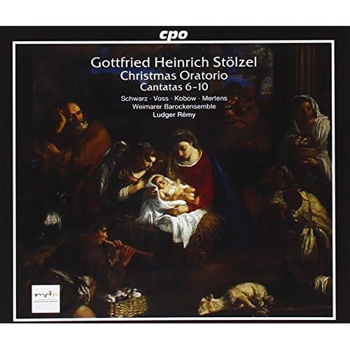 Christmas Oratorio Nos. 6-10