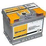 BATTERIA AUTO CONTINENTAL EFB60-60Ah 560A 12V Start&Stop