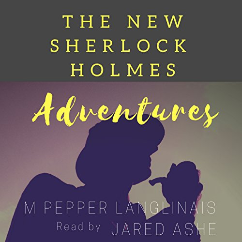 New Sherlock Holmes Adventures (Three Book Series) audiobook cover art