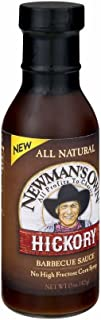 Newman's Own Hickory Barbecue Sauce 15 oz (Pack of 3)