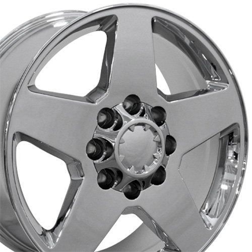 chevy 2500hd rims - 7