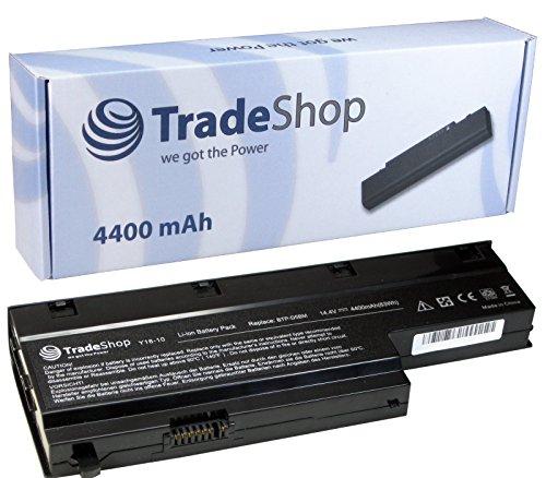 Hochleistungs AKKU 4400mAh ersetzt BTP-D4BM BTP-D5BM 40029778 40029779 60.4DN0T.001 für Medion Akoya E7211 E7212 P7611 P7612 P7614 P7810 P7615 P7618 E7214 E7216 MD97437 MD97513 MD97558 MD97476 MD98360