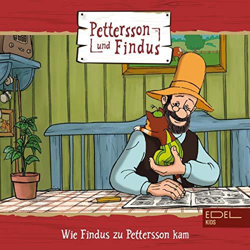 Wie Findus zu Pettersson kam und drei andere Geschichten. Das Original-Hörspiel zur TV-Serie Titelbild