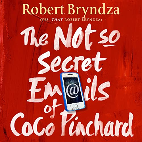 The Not So Secret Emails of Coco Pinchard cover art