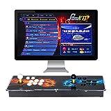TAPDRA Pandora 12 Joystick y botones multijugador Consola arcade Maquinas de juegos arcade para el hogar, 3340...