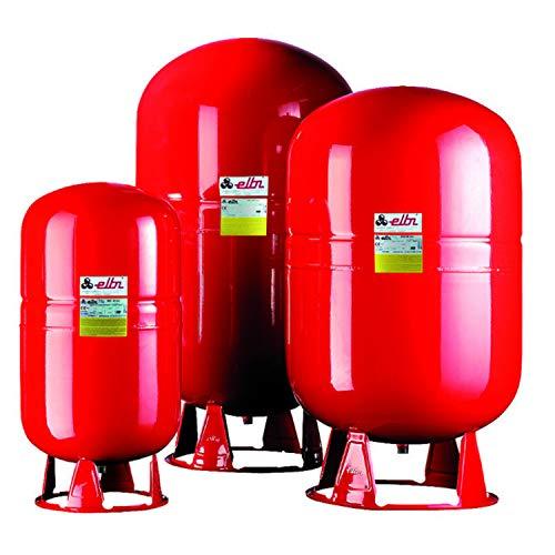 Elbi A112L37 Vaso da espansione per Riscaldamento erce-80, Blu/Rosso/Bianco