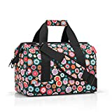 Reisenthel allrounder M Bagaglio a mano, 40 cm, 18 liters, Multicolore (Happy Flowers)