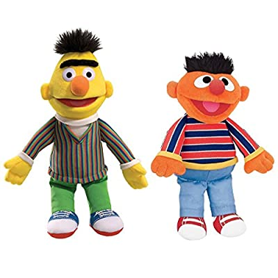 bert and ernie plush