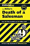 CliffsNotes On Miller's Death of a Salesman (Cliffsnotes Literature Guides)