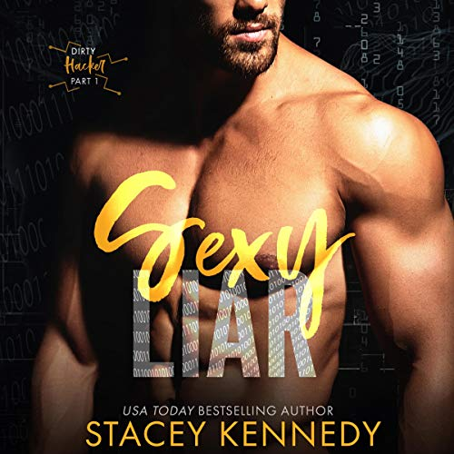 Sexy Liar audiobook cover art