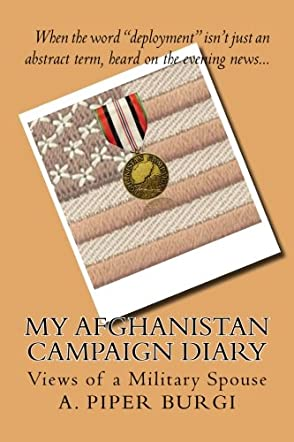My Afghanistan Campaign Diary