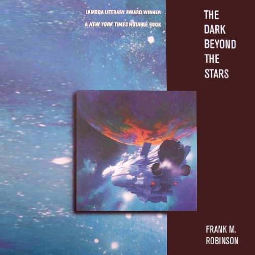 The Dark Beyond the Stars audiobook cover art