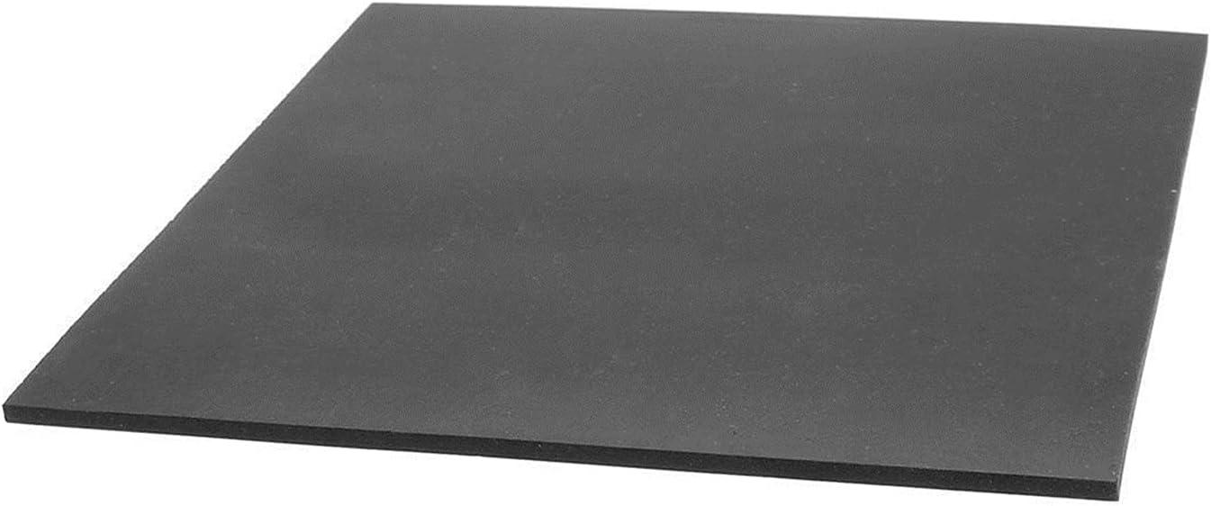 AIMIMI Bakelite Max San Francisco Mall 87% OFF Flat Sheet Black Elec Static Insulated Eliminate