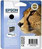 EPSON T0711 Cartucho DE Tinta T0711 Negro Cartucho