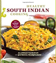 By Alamelu Vairavan - Healthy South Indian Cooking: Expanded Edition (Expanded) (2008-09-16) [Hardcover]