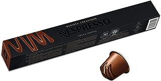 10 كبسولات من قهوة نسبرسو ترافل شوكولاته
