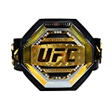 UFC Role Play Championship Belt, One Size Fits All - Authentic Look and Detail, Be The Ultimate Fighting Champion - Ready for Playtime Wrestling & Boxing