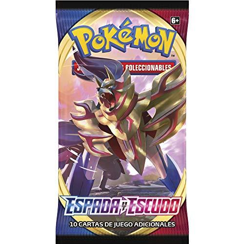 Pokemon - Sobre de 10 cartas Espada y escudo