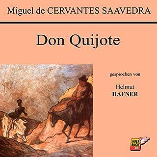 Couverture de Don Quijote