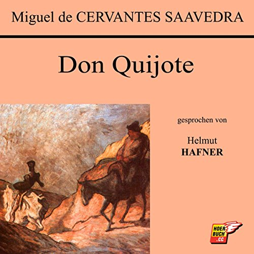 Don Quijote cover art