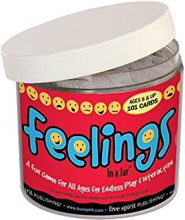 Feelings in a Jar: A Fun Game for All Ages for Endless Play & Interaction