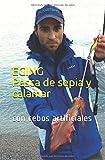 EGING: Pesca de sepia y calamar: con cebos artificiales