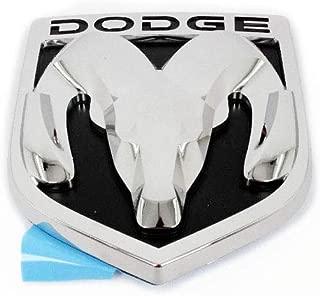 2009-2010 Dodge Ram 1500 2500 3500 Tailgate Ram Head Emblem Medallion Mopar OEM